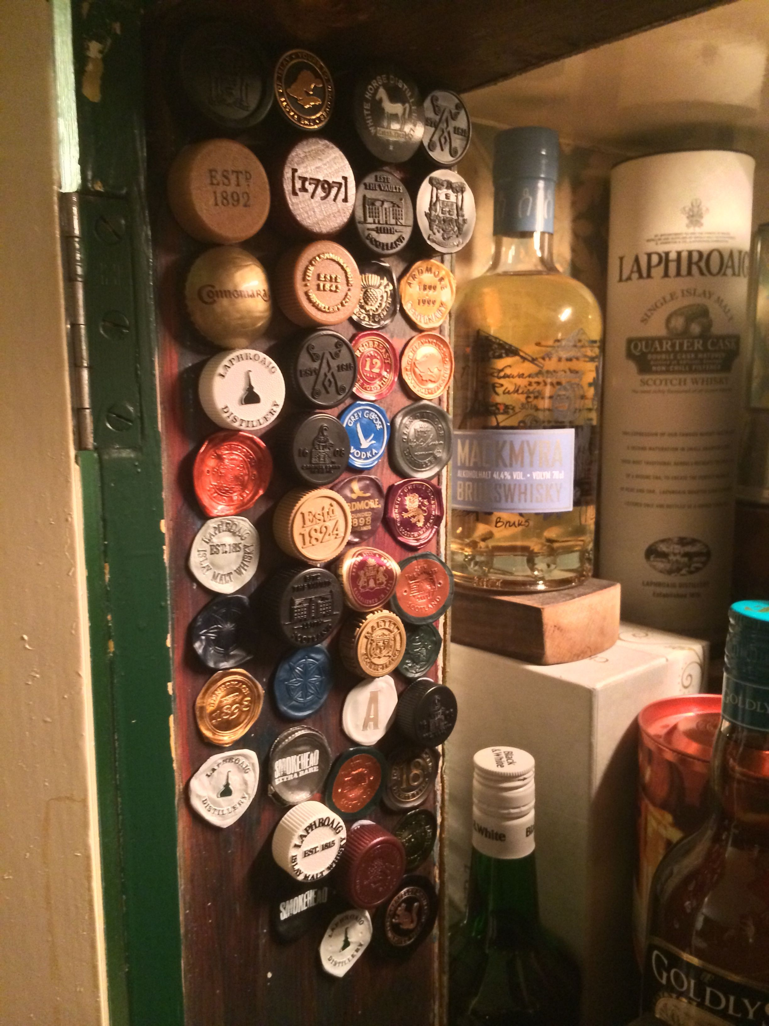 Starting your whisky cabinet