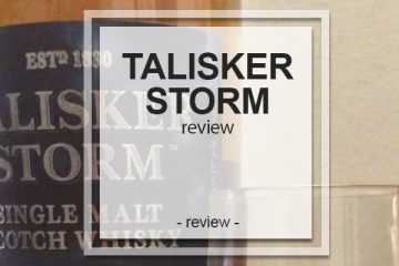 talisker storm review