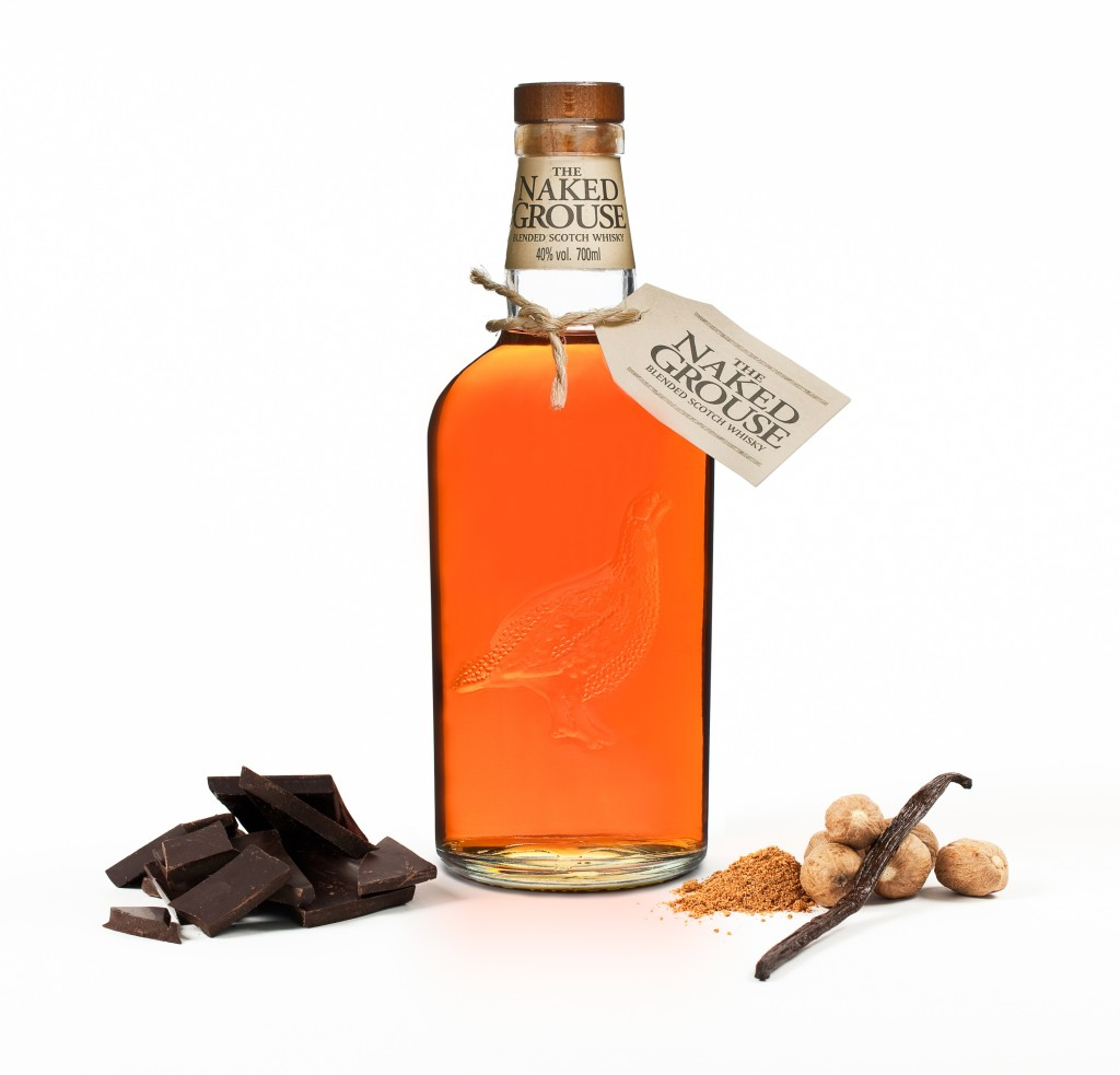 Cocktail of the week: The Naked Grouse Old Fashioned