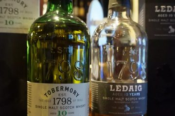 Tobermory and Ledaig