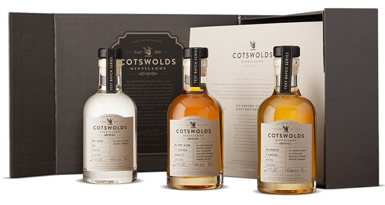 A collection of three drams