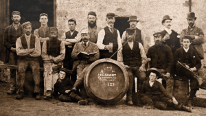 a brief history of scotch