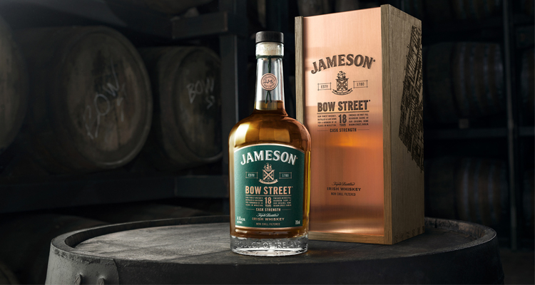 Jameson Bow Street 18 Years