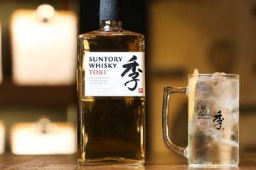 Reviewing the new Suntory Toki blended Japanese whisky