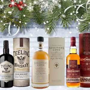 Top 5 Whiskies to Bring Round for Christmas Day
