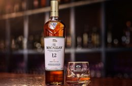 The Macallan 12 Year Old Sherry Oak Single Malt Scotch