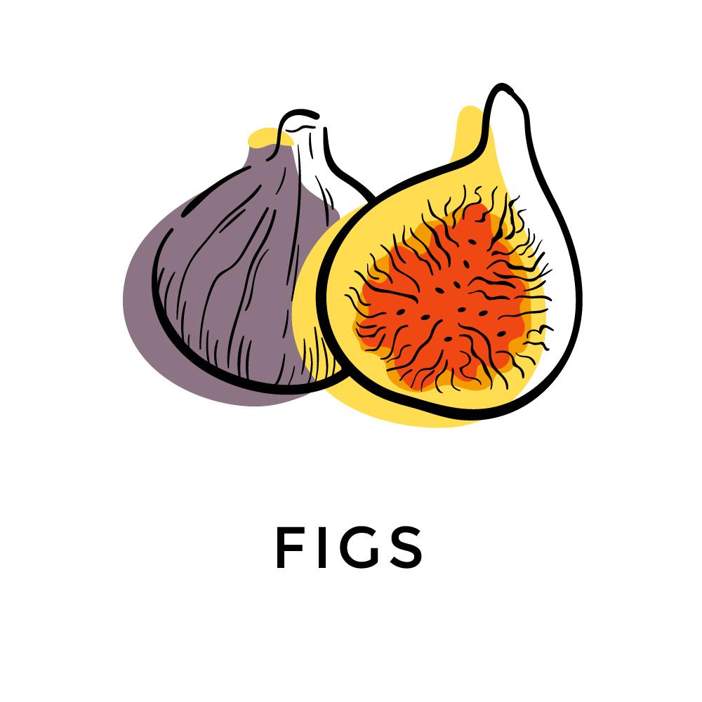 Fig flavour profile