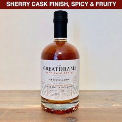 GreatDrams Craigellachie 11 Year Old 3