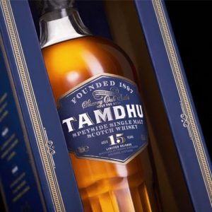 Tamdhu 15 Year Old Single Malt Scotch Whisky