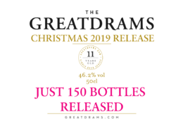 GreatDrams Christmas 2019 Limited Edition