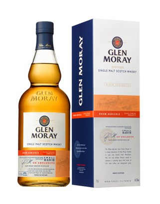 Glen Moray Agricole Finish