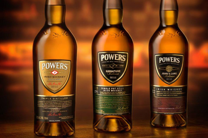 irish whiskey starter powers 1