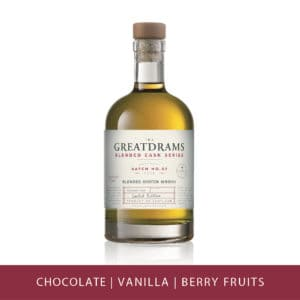 GreatDrams Blended Cask Series Batch 02