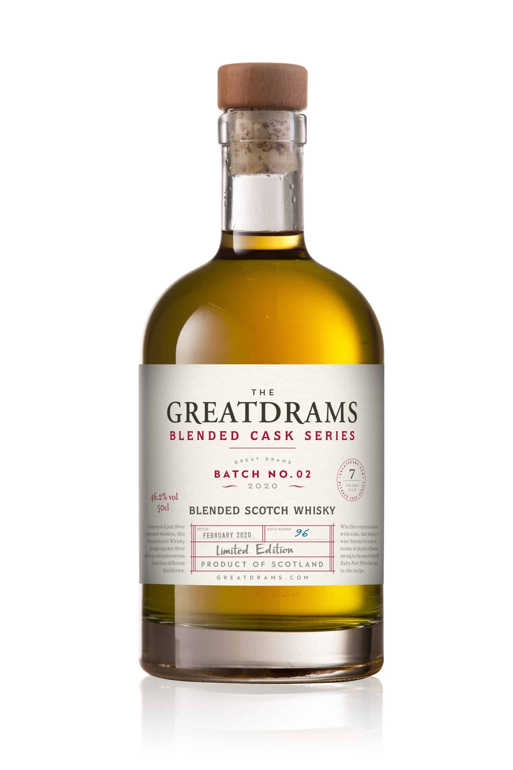 GreatDrams Blended Scotch Batch 02