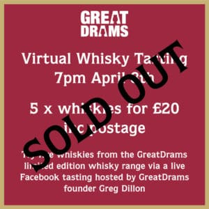 virtual whisky tasting