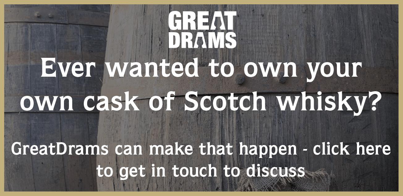 buy a cask of whisky
