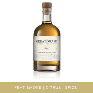 GreatDrams Islay Single Cask