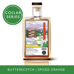 Collaboration Series: GreatDrams x Malt of the Earth Benrinnes 9 Year Old Oloroso Cask Finish