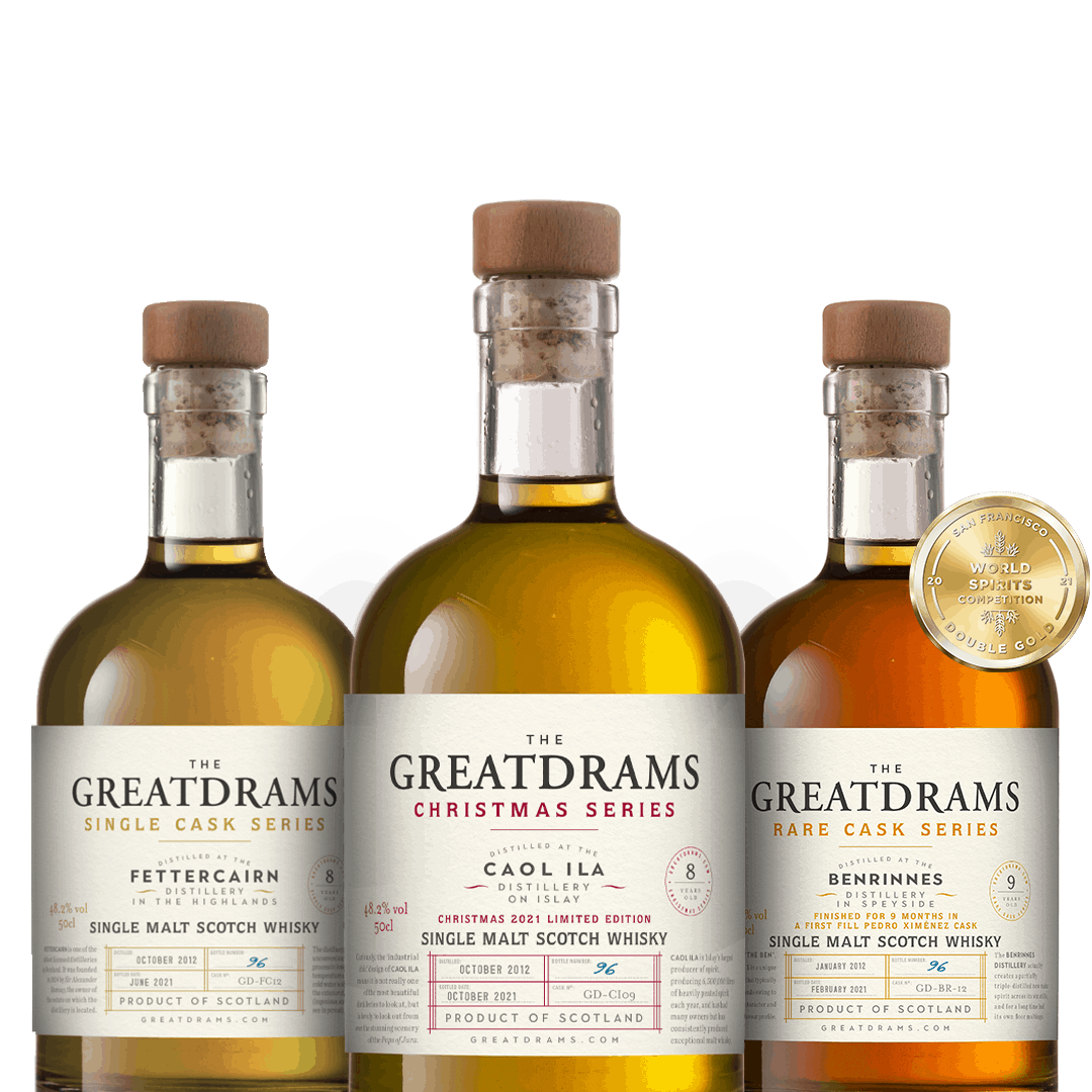 Great Drams Whisky