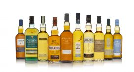 BOSH! GreatDrams samples all ten of the Diageo Special Releases 2018