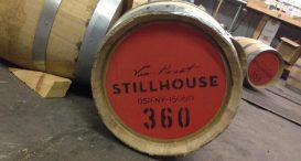 Van Brunt Still house and Distillery